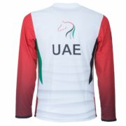 CORPORATE MAGLIA UAE MEYDAN Manica Lunga_Retro