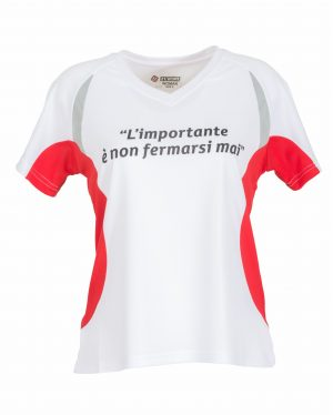CORPORATE T-SHIRT TOYOTA Donna_Fronte
