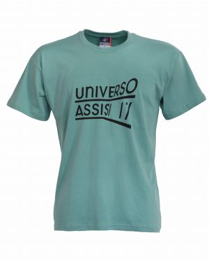 CORPORATE T-SHIRT UNIVERSO ASSISI_Fronte