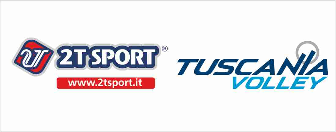 NEWS - ACCORDO 2T SPORT e TUSCANIA VOLLEY