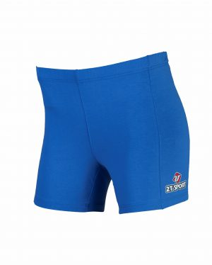 PANTALONCINO VOLLEY GOLD Donna_Fronte